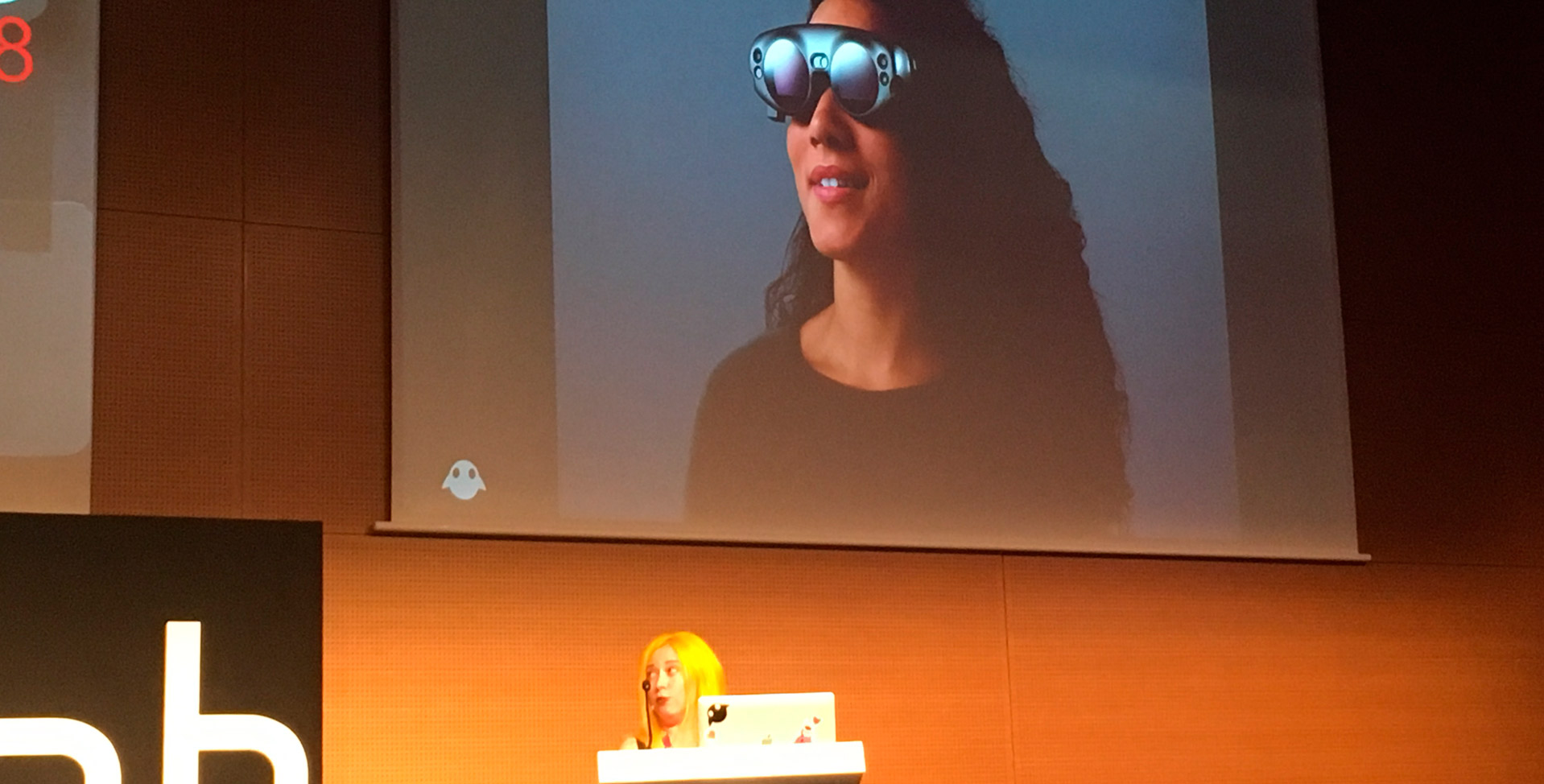 Conferencia de Aleissa Laidacker en GameLab Barcelona 2018. BaseTIS.