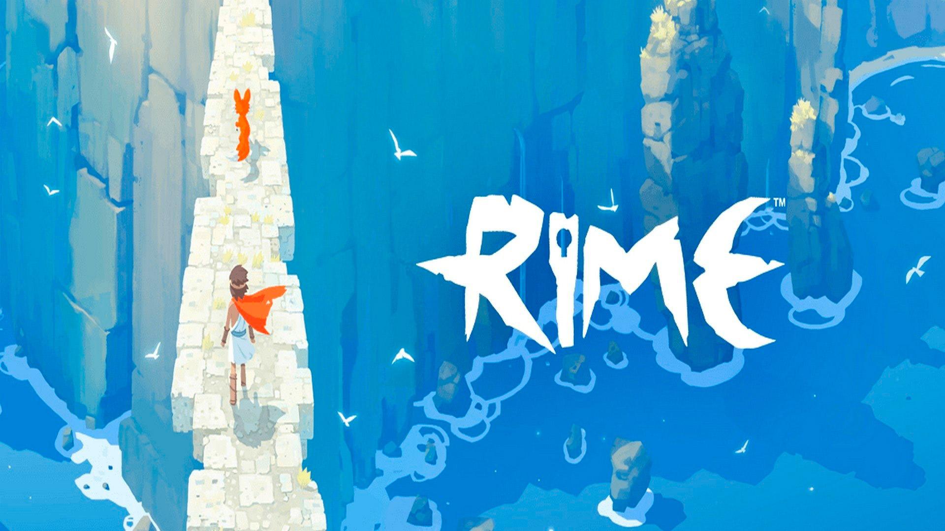 Imagen de Rime en Gamelab Barcelona 2018