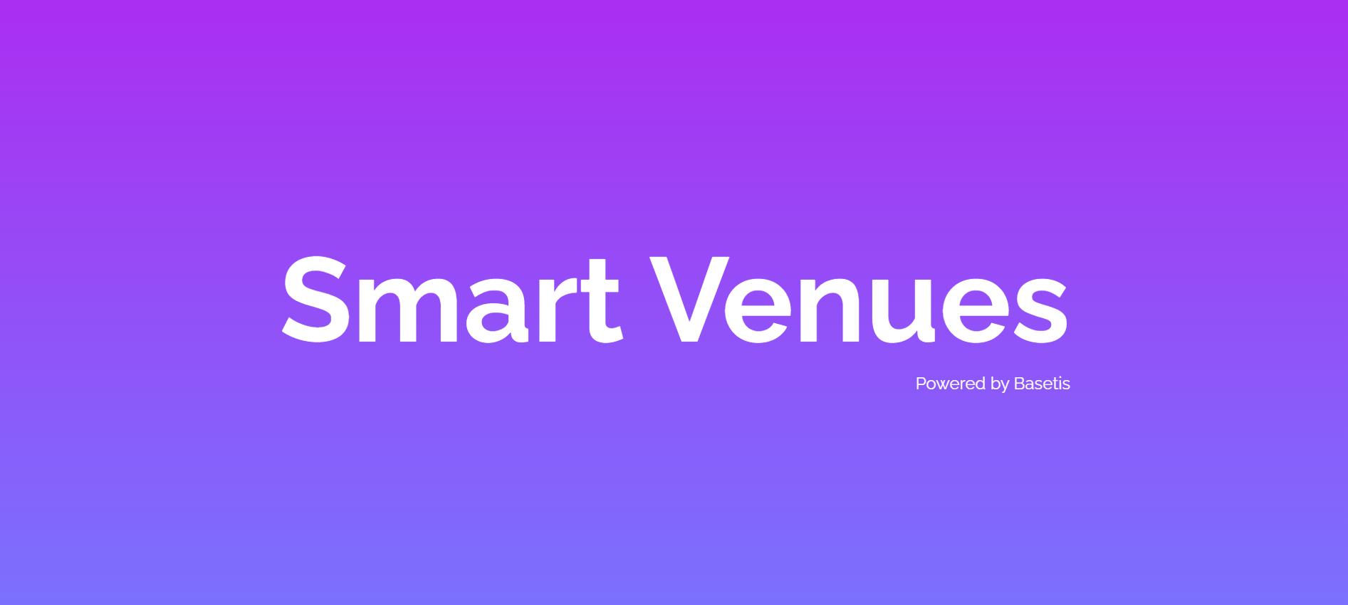 Smart Venues, for a smart seat allocation