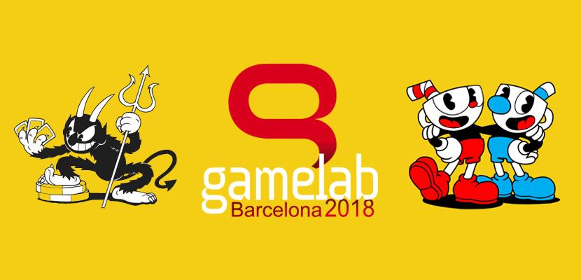 Cartel Gamelab 2018 en BaseTIS