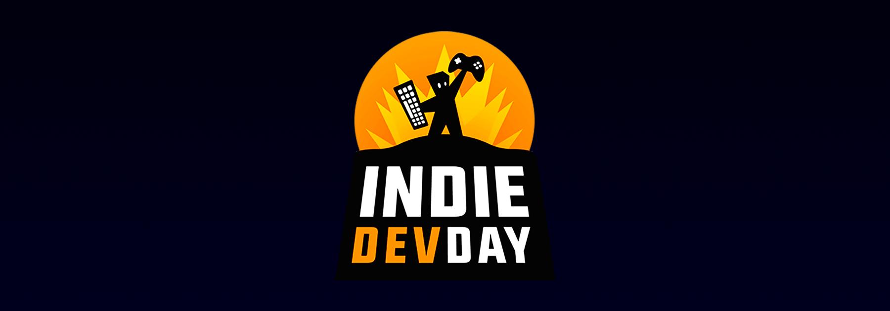 Cabecera del Indie Dev Day 2021