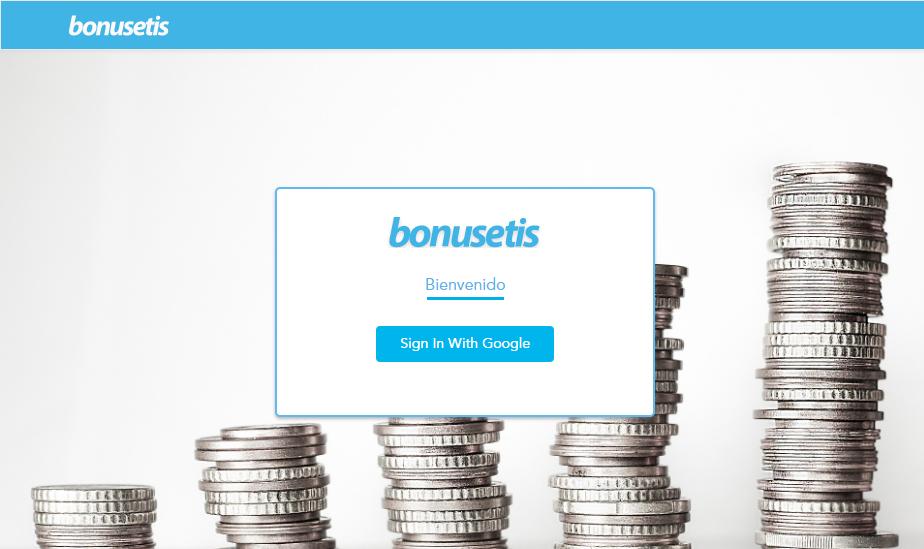 SIstema de repartició de Bonus a BaseTIS