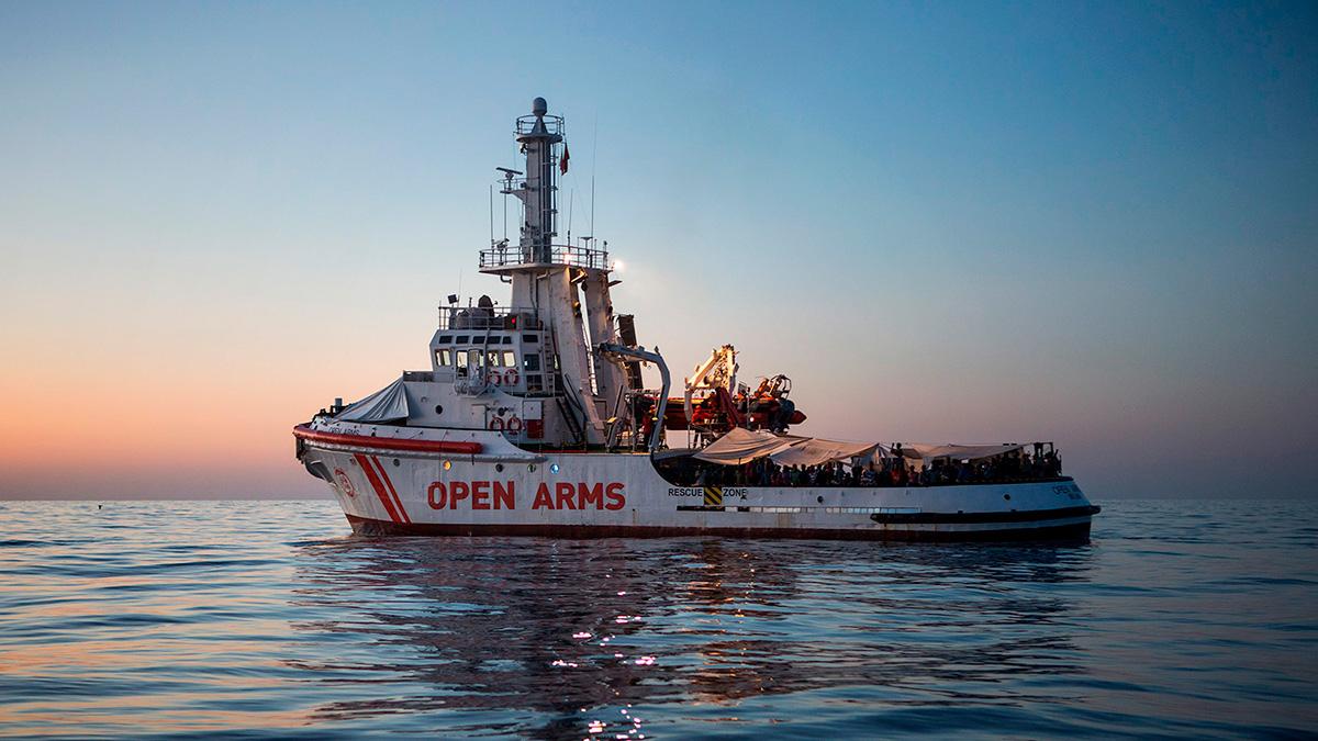 Donación a Open Arms desde BaseTIS