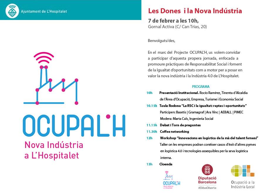 Programa de Les dones i la nova indústria