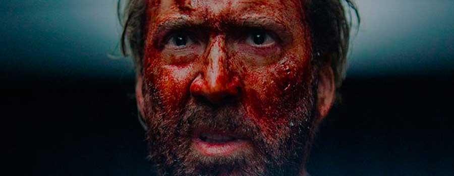 Imagen de Nicolas Cage en Mandy