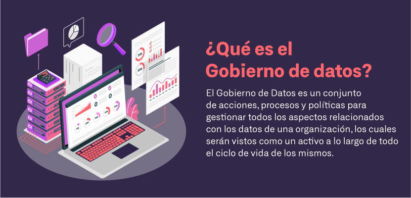 ¿Qué es el gobierno de datos? Data driven - Basetis