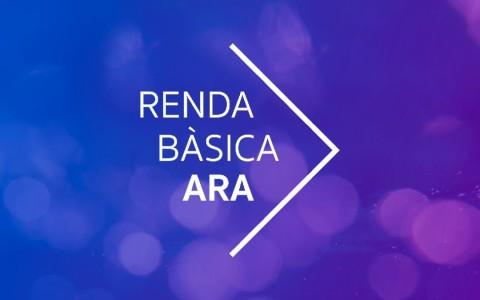 Logo del Manifest per reclamar la Renda Basica Universal