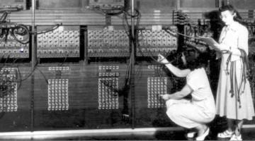 La historia de las primeras programadoras.