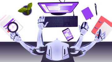 Robot multitarea